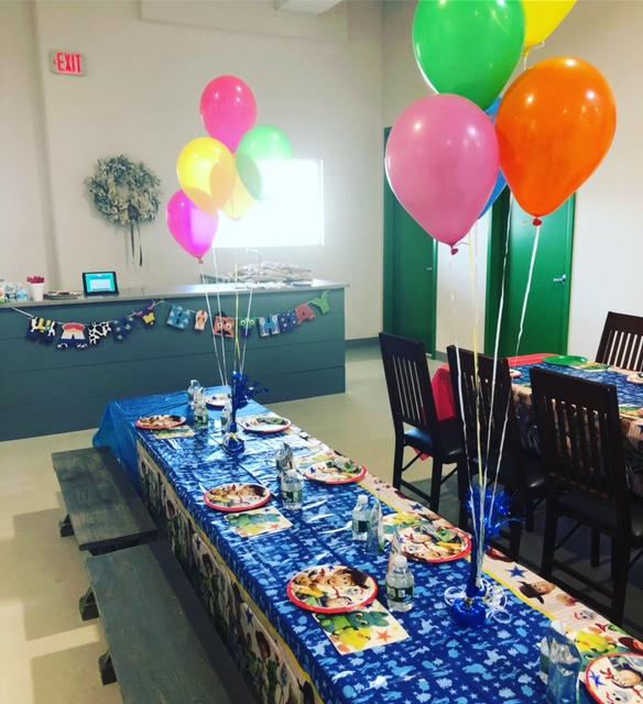 Long Island Birthday Party Places near Nassau, Syosett, Bellmore, Roslyn, Levittown, Plainview, Wantagh, Woodbury, Massapequa, Seacliff, Glen Cove, and Glen Head NY